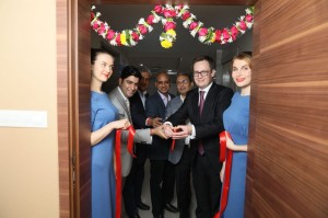 ALROSA opens representative office in Mumbai